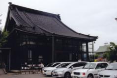 西福寺・本堂