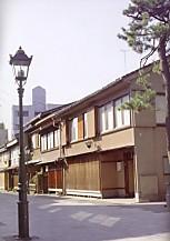 西の茶屋街