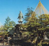 日本武尊・銅像