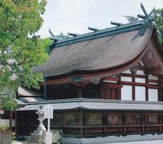 辺津宮・本殿
