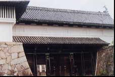 佐賀城・鯱の門