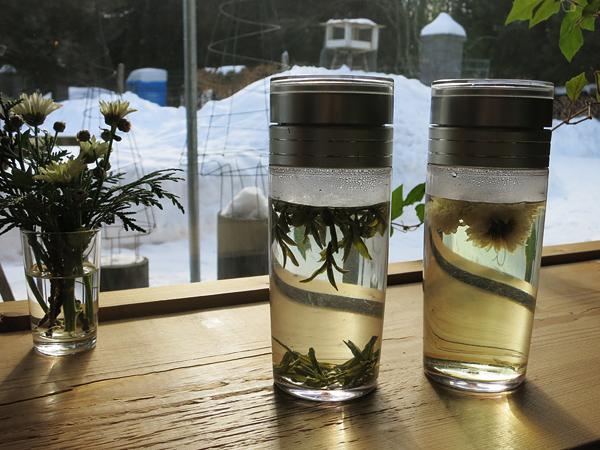 メオン農園 お茶2種