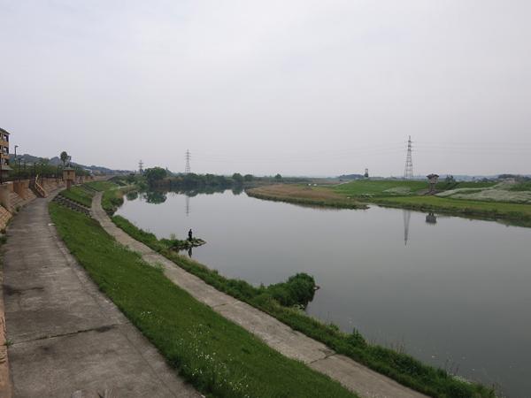 山鹿 菊池川