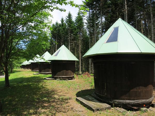 旭川市21世紀の森 タルハウス