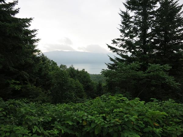 展望台 クッタラ湖
