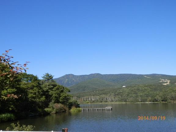 バラギ湖&四阿山