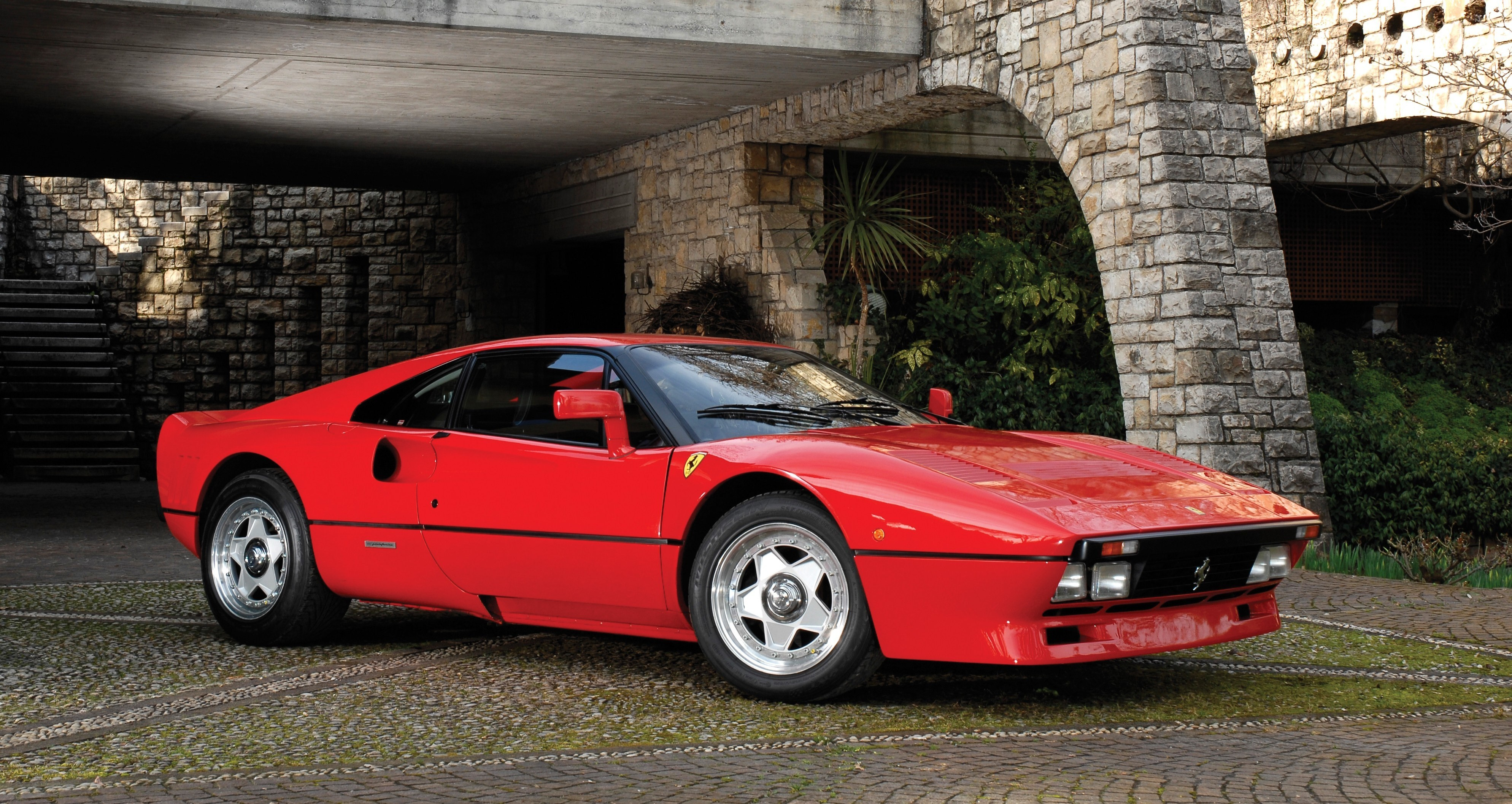1984 フェラーリ 288gto かっぱのガレージ