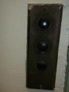 手動式時代のボタン類