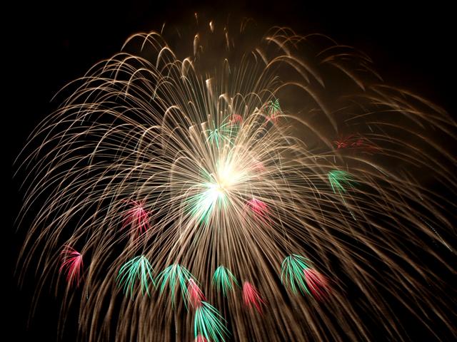 2014こうのす花火大会(1) 世界一の花火