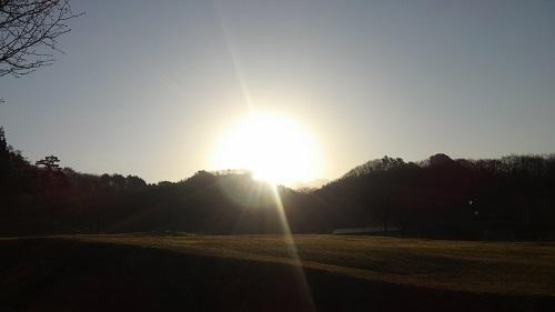 日の出ブログ
