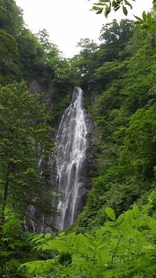 ④くろくまの滝4