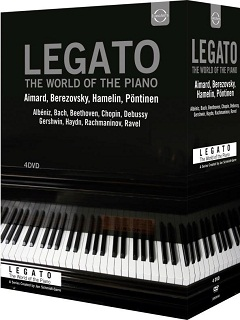 Legato - The World of the Piano