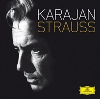 Karajan - Strauss (The Analogue Recordings) [11CD+Blu-ray Audio]<完全限定盤>