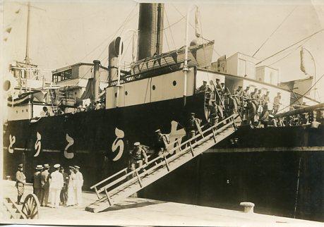 徴用輸送船 とうこう丸001