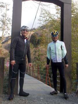 31久保沢吊り橋