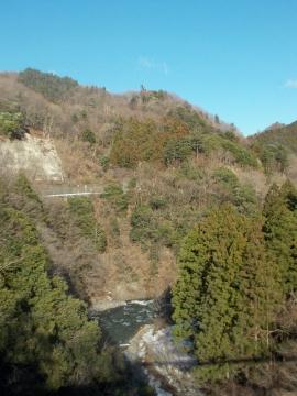 30久保沢吊り橋