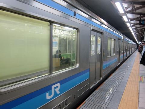 03仙石線仙台駅