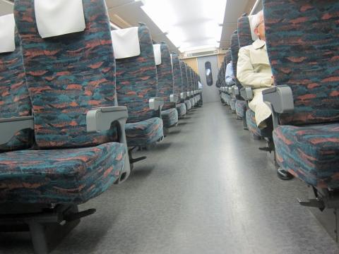 01東北新幹線行き