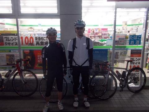 04舟渡の古藤さんと僕