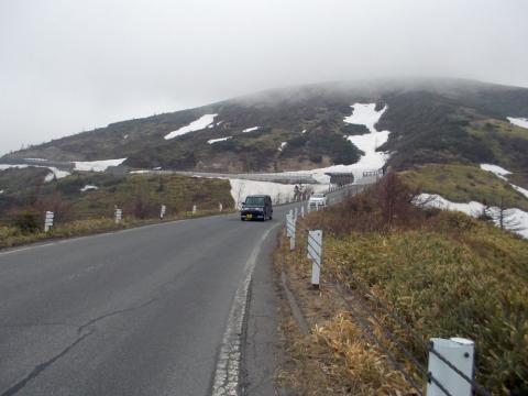 22渋峠へ