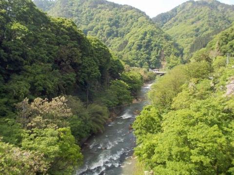 06裾花川