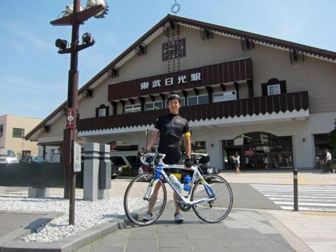 03東武日光駅の田中さん