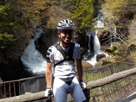 e竜頭の滝