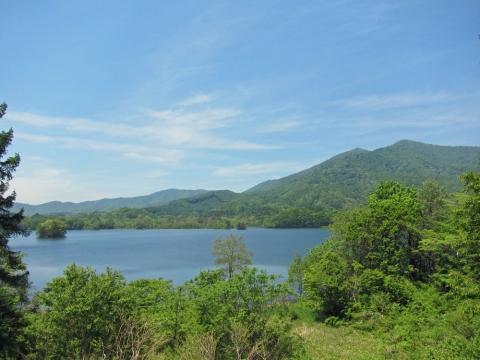 27レイクライン小野川湖