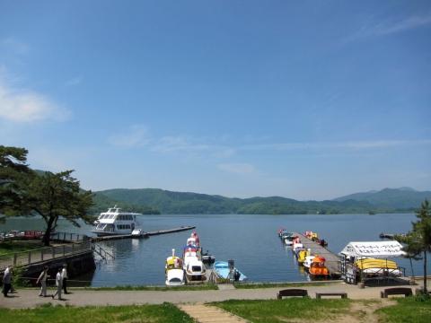 25檜原湖