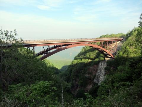76不動沢橋