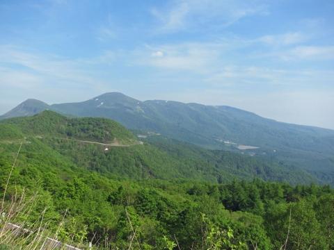 46スカイライン安達太良山