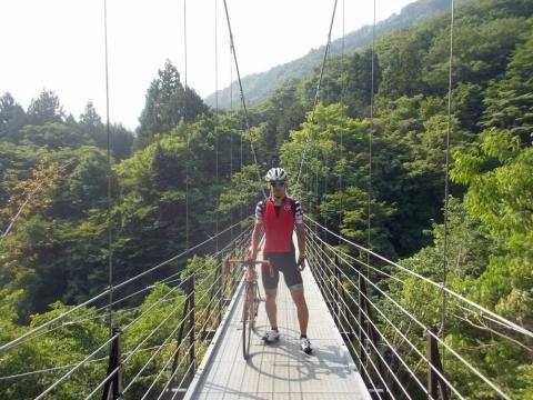 02久保吊り橋