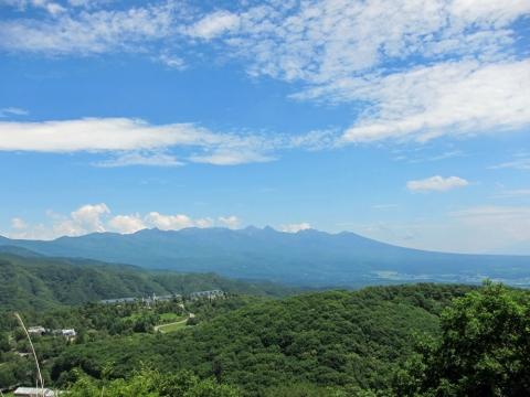 20霧ヶ峰へ
