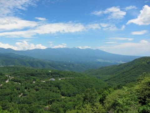 24霧ヶ峰へ
