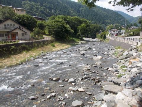 04道志川