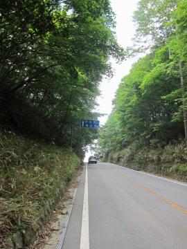 15柳沢峠