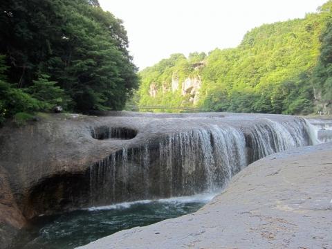 43吹割の滝