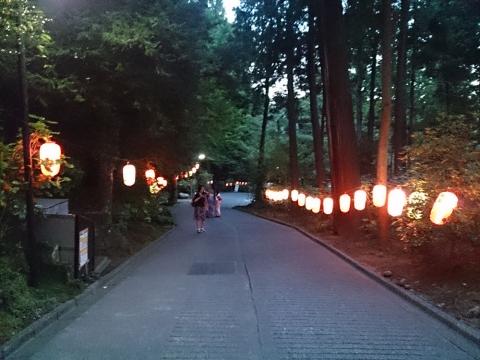 01円覚寺の盆踊り