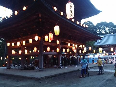 02円覚寺の盆踊り