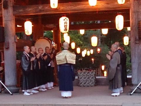 04円覚寺の盆踊り