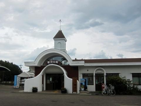16野辺山駅