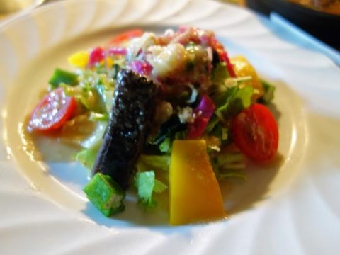 22アルペンジロー野菜サラダ