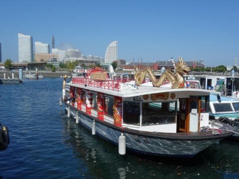 18中華風屋形船