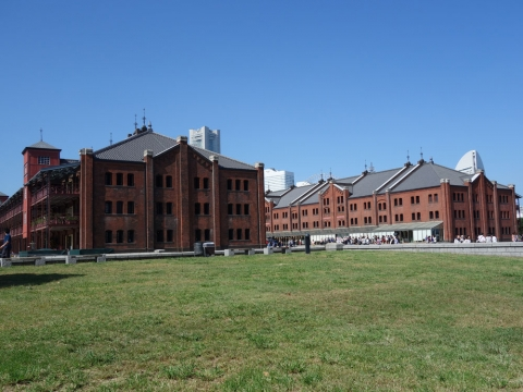 15赤レンガ倉庫