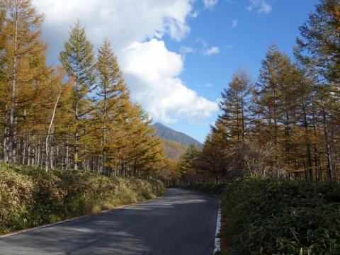 08山王峠へ