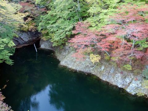 28川俣湖