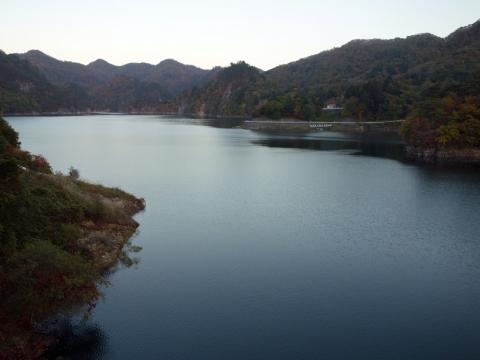 30川俣湖