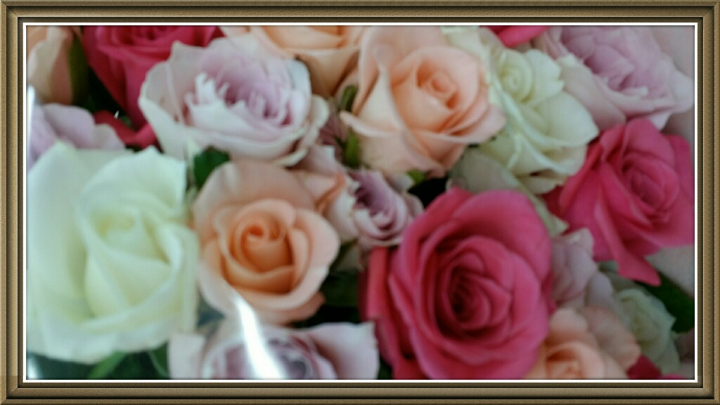 バラの花束2