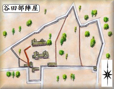 谷田部陣屋