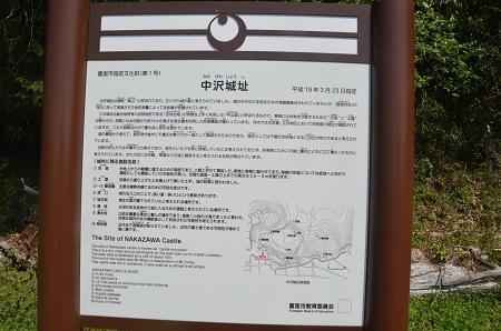 20140411中沢城址01